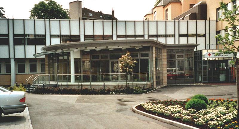 Krankenhausbau bfa b ro f r architektur gmbh - Architekturburo frankfurt ...