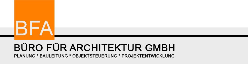 BFA – Büro für Architektur GmbH